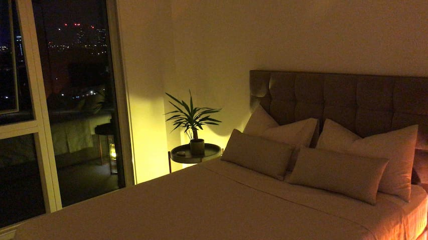 Splendid Room|King Size|Central London|Park View