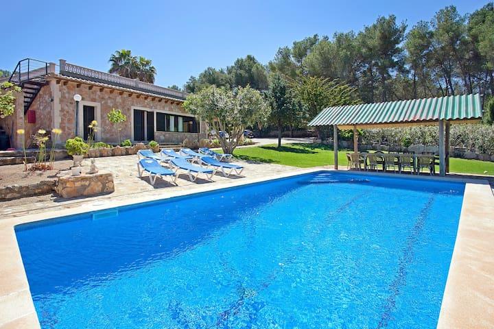 Villa Bosque - Cala Blava - Chalet
