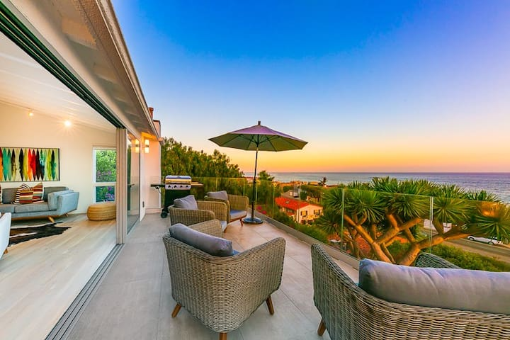 25% OFF MAR+APR - Spectacular Ocean View Home w/ Outdoor Living, Spa + A/C