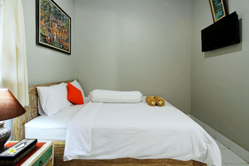 Clean and Comfort Bed
