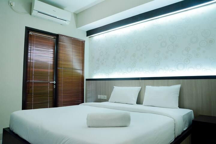 Brand New Studio Room Atria Residence Apartment