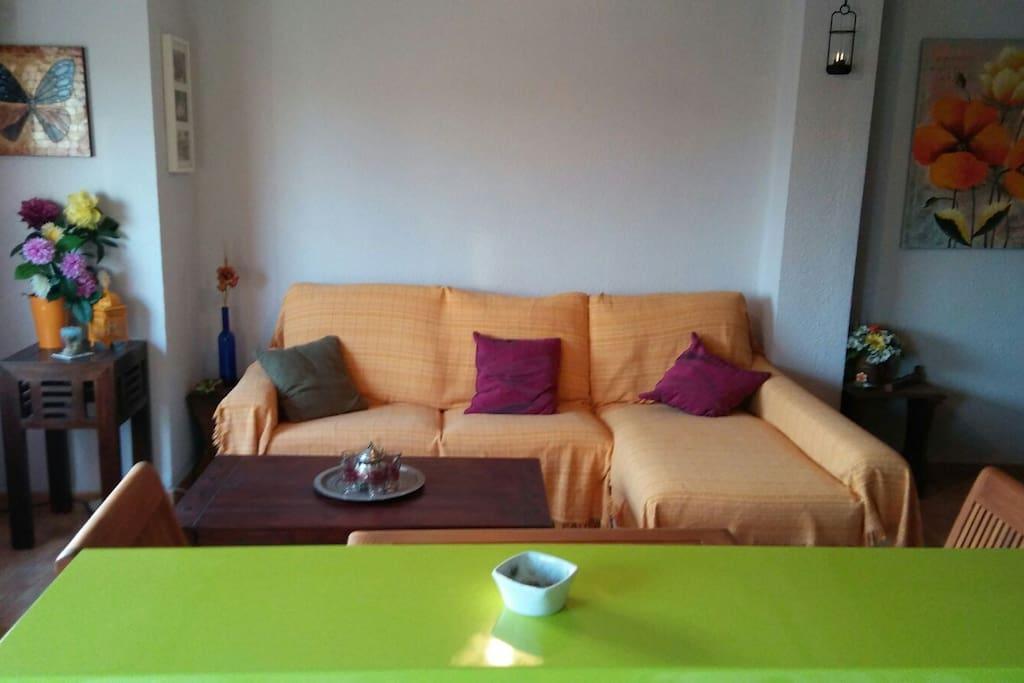Acogedor y bonito piso de dos dormitorios appartamenti in affitto a benet sser comunidad - Pisos en benetusser ...