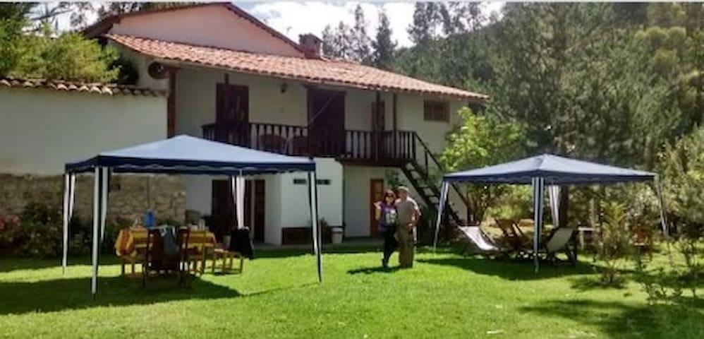 Casa Hacienda La Anunciada 2