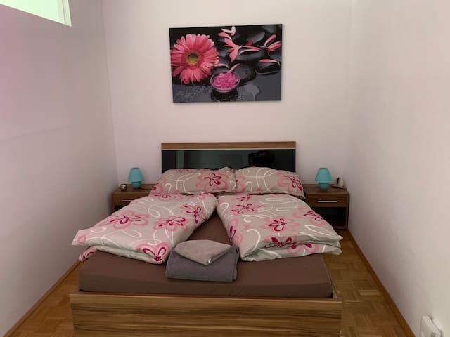 2 rooms Apart(55qm) next FH / Auster /ASKÖ /Schloß