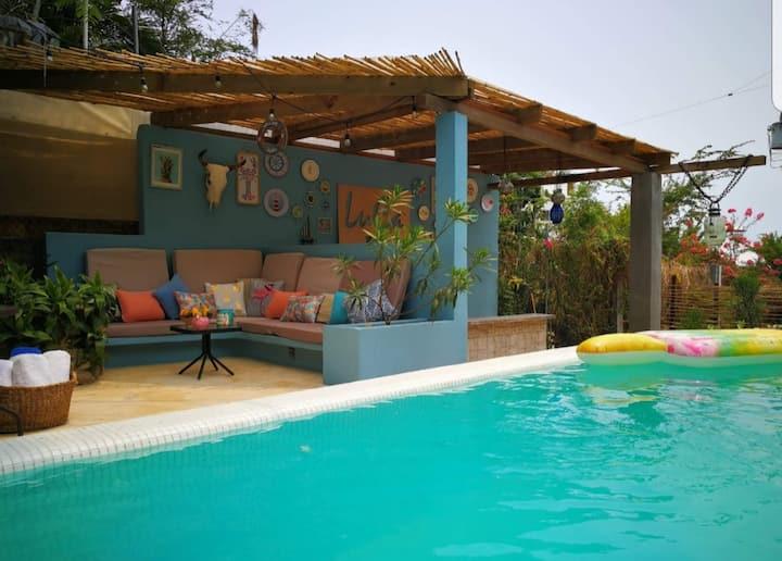 Comunidad Lu-Ca (Casa Papaya)