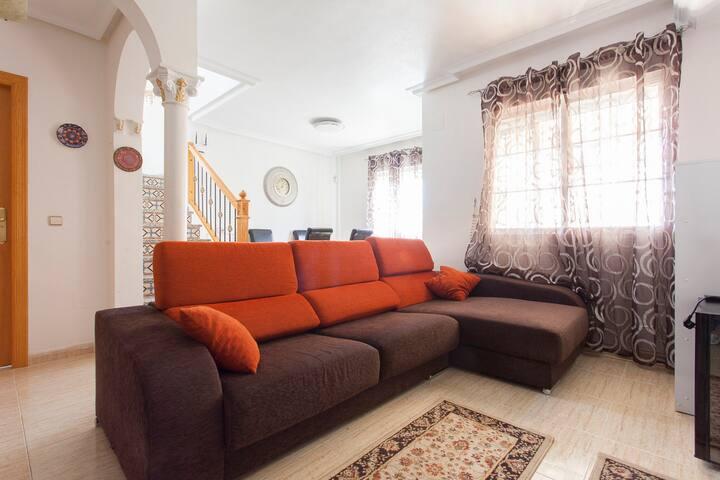 House in El Raso - Guardamar del Segura - Huis
