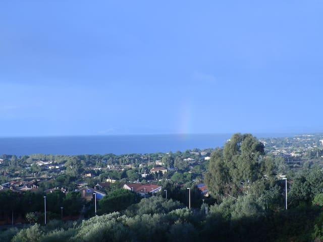 Appartamento panoramico con vista mare! - Quartu Sant'Elena - Flat