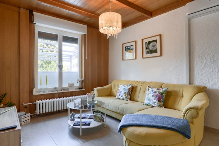 """Spacious apartment """"Nella"""" with large terrace"""
