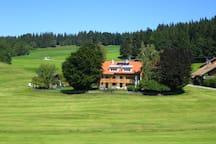 Appartement in herrlicher Lage & tollem Bergblick