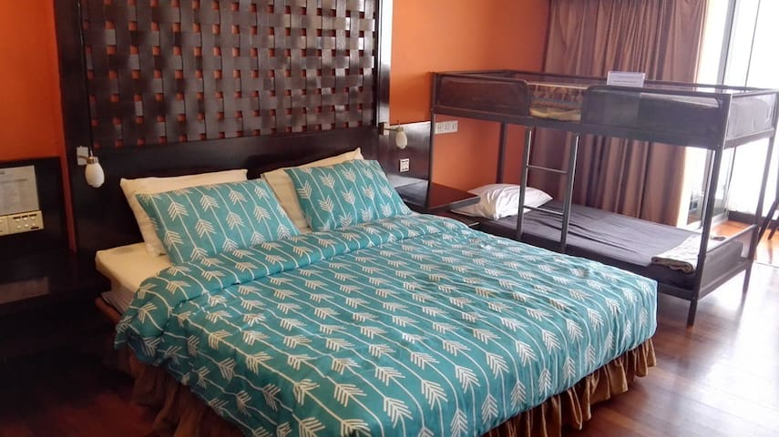 A Private Sunway Resort Suite (Pyramid Tower) - Petaling Jaya - Daire