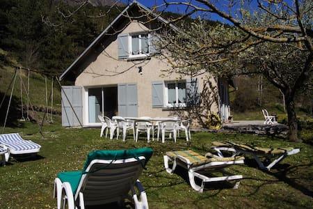 """""""The Mourière"""" in Champsaur - 12 p - La Motte-en-Champsaur - Huis"""