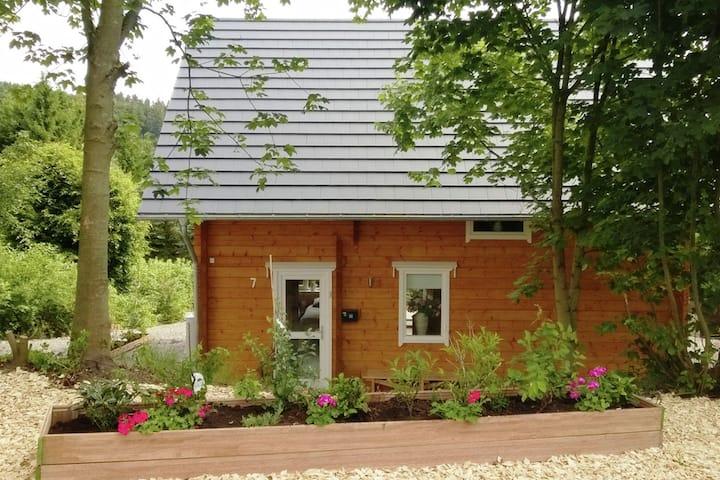 Einladende Ferienwohnung mit Sauna in Küstelberg