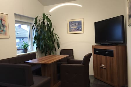Nice modern 2 bedroom 3 room apartment - Butzbach