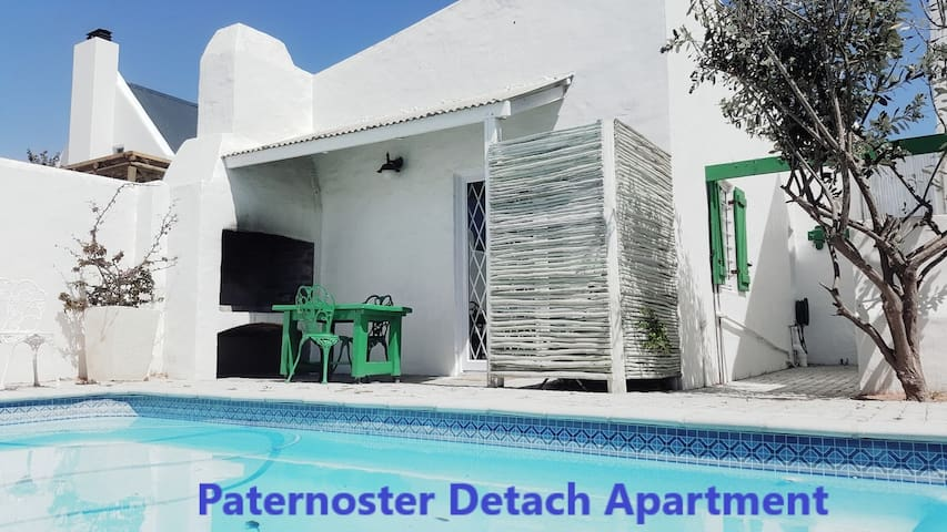 The Detached Apartment in Die Opstal
