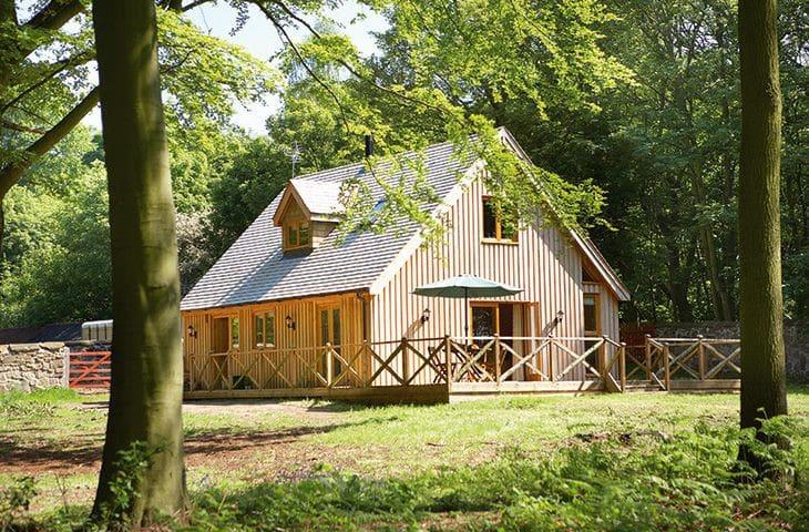 Deerpark Lodge - Staunton Harold, Ashby-de-la-Zouch - Huis
