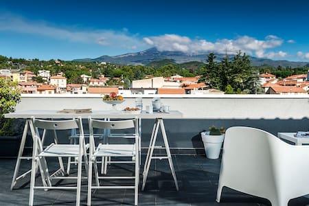 Terrace Etna - Nicolosi - House