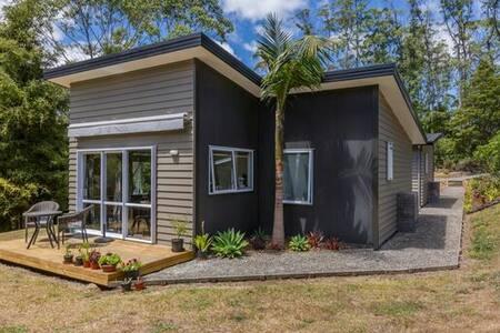 Two bedroom Modern House - Waipapa