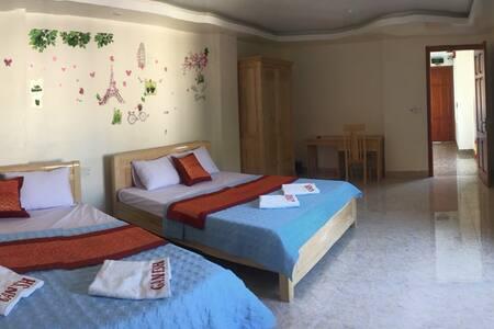 group, family room- ganesh hotel