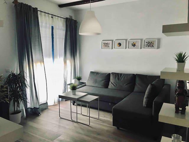 Acogedor apartamento. Playa San Juan/Albufera