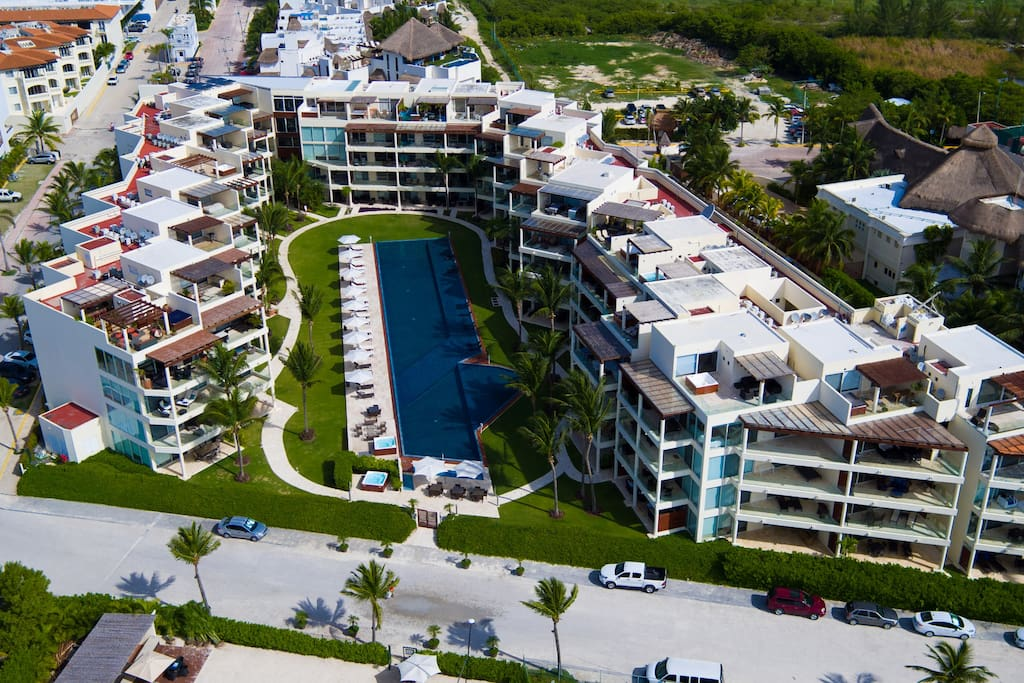 Excellent luxury condo at the elements aparthotels for for The elements playa del carmen