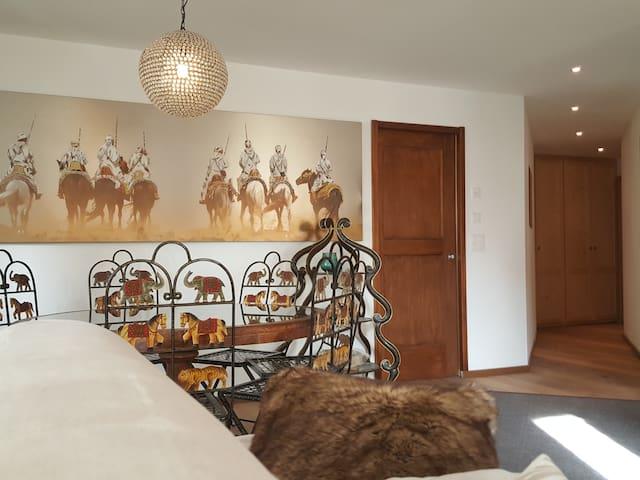 Stupendo appartamento vicino alle piste da sci - Silvaplana - Appartement