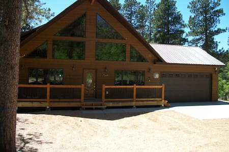 Whispering Pines Lodge In The Terry Peak Ski Area - Lead