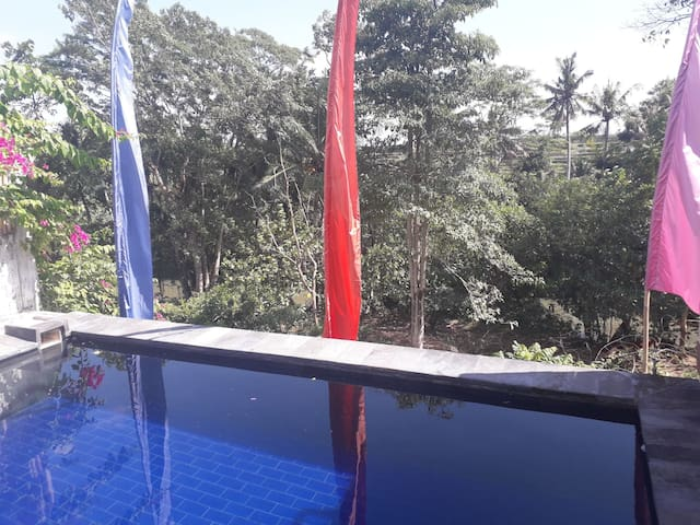 FANTASTIC 2 BDRM Villa Ubud - private pool!