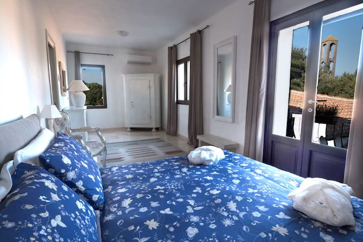 Locanda Tartarughino - Suite Terra - Porto Rotondo - Bed & Breakfast