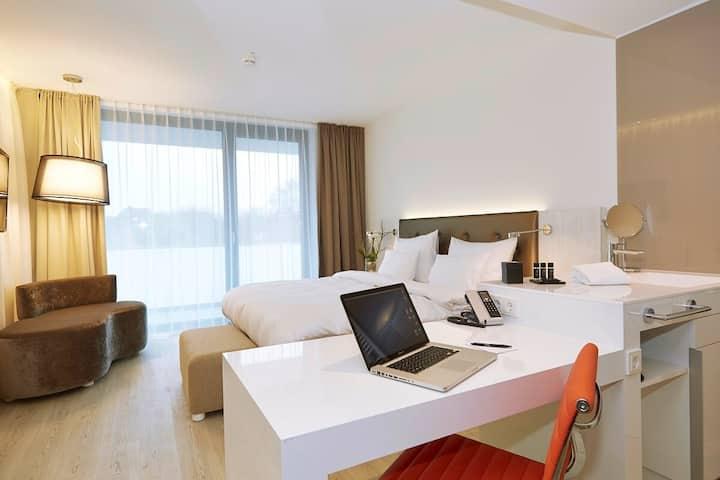 Superior Doppelzimmer im Rilano Hotel Cleve City