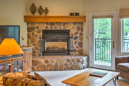 Spacious 3B/2B/2 decks! Mtn Condo - Steamboat Springs