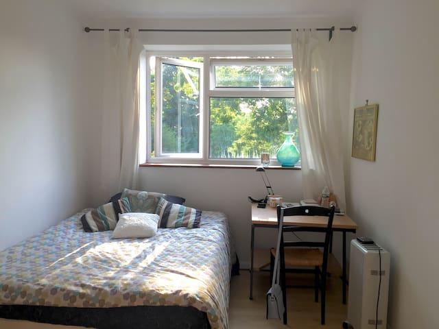 Cozy bedroom in Hackney - London - Lägenhet