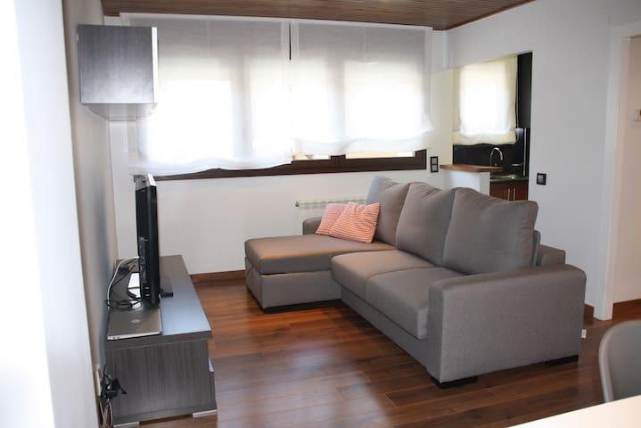 Precioso Apartamento, Acogedor, Cálido y Céntrico
