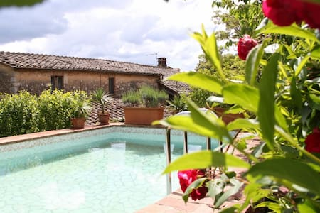 Agriturismo La gavina - Farmhouse - Monteriggioni
