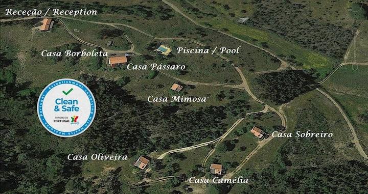 Monte Horizonte Casa Camelia Rural Tourism Eco & Nature