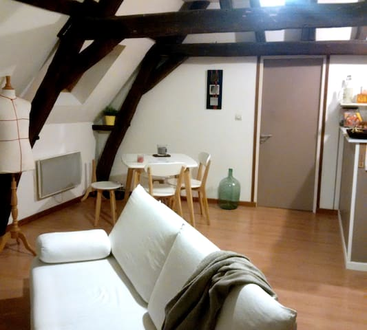 Nice flat under roofs - Arras - Apartamento