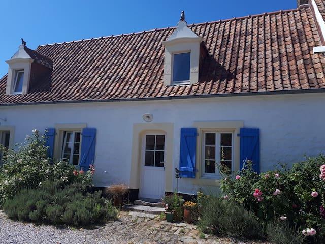 Maison de vacances  pour 2/3pers (5km de la mer)