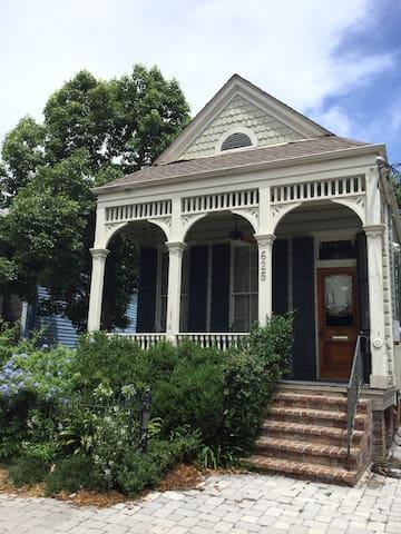 New Orleans Uptown Cottage(18STR-17380)