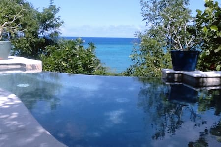 Your Balcony Retreat at Ob Shanti - Nassau - House