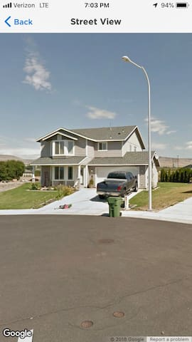 Yakima Single family home