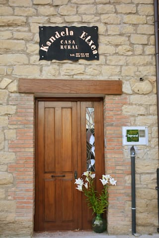 CASA RURAL KANDELA - Lapuebla Labarka
