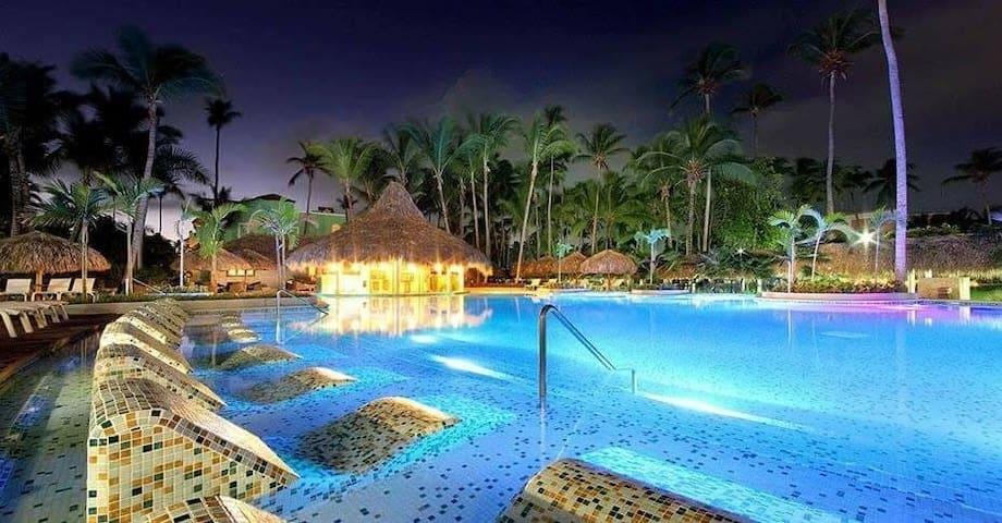 Resort 5 estrellas en Punta Cana. Todo incluido