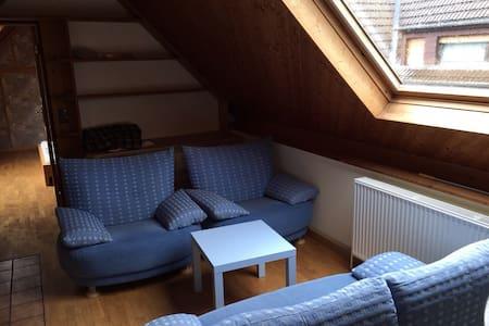 Gemütliche 2-Zimmer-Wohnung - Bornheim - Apartment