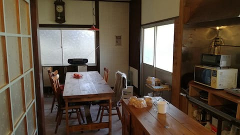 Traditional house in Shimanami for family/Group
