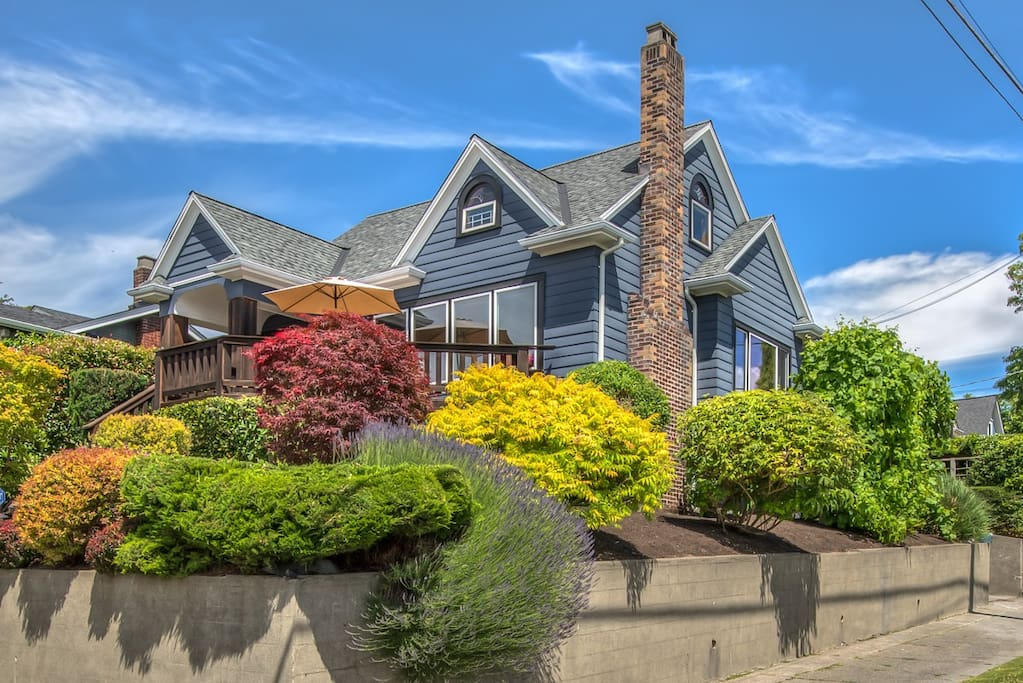 1927 Craftsman in Sunset Hill