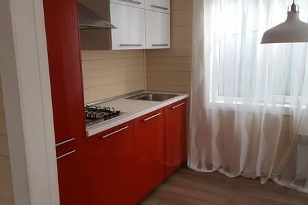 Уютная студия в ЖК 6 звезд - Novosibirsk