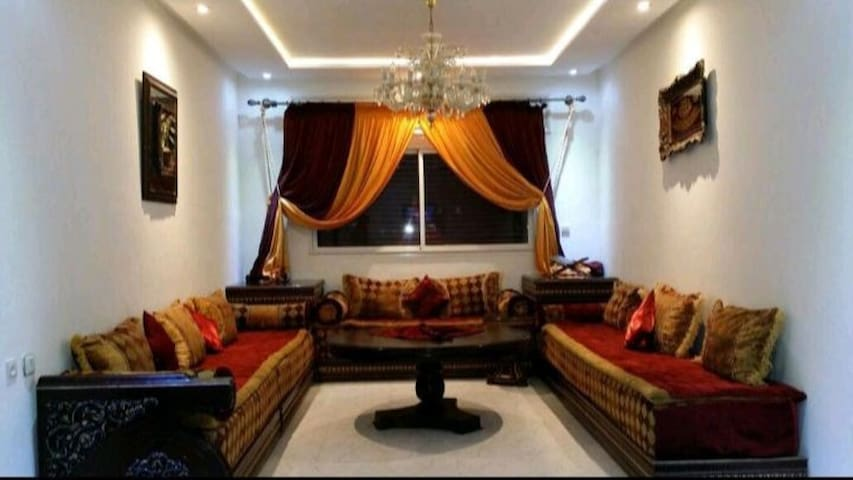 Branes appartements tangier