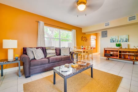 ❤️#1: Sunny & Quiet 1BR With Private Patio