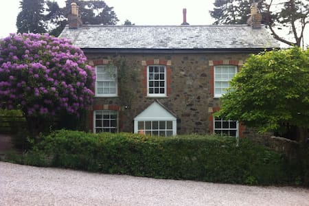 Stunning Dartmoor Country House - A Real Gem!
