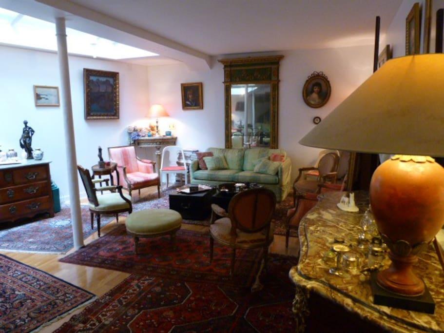 Chambre et sdb priv es paris 7eme eiffel chambres d - Chambre d hote paris 7eme arrondissement ...
