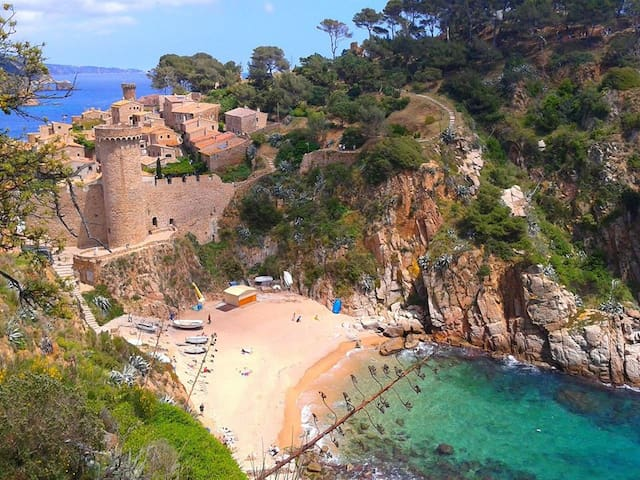 Tossa Unique Moments - 150m from beach - Wifi - Tossa de Mar - Apartment